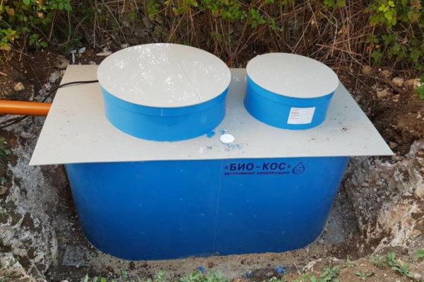 БИО КОС - автономные канализационные системы в Крыму
