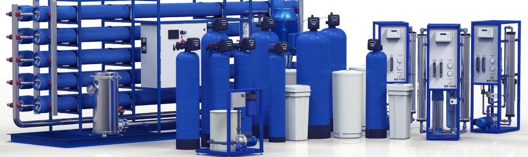Системы очистки воды в Крыму
