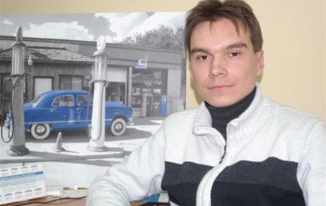 Евгений Темнов: «Решение питьевой проблемы Крыма — в море»